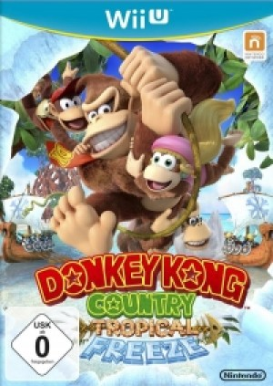 Donkey Kong Country: Tropical Freeze - eShop Code