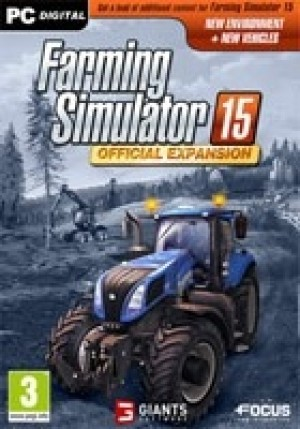 Farming Simulator 15 - Official Expansion