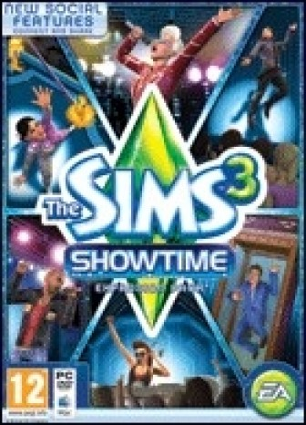 The Sims 3: Showtime Limited Edition (Mac)