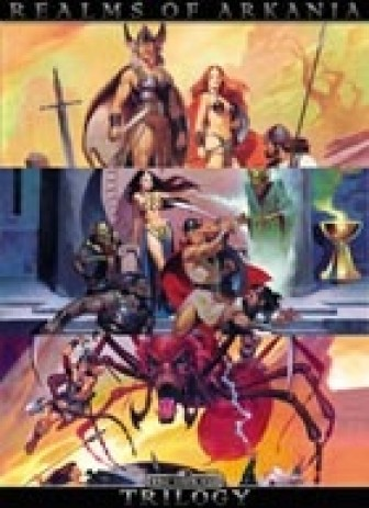Realms of Arkania Trilogy Classic