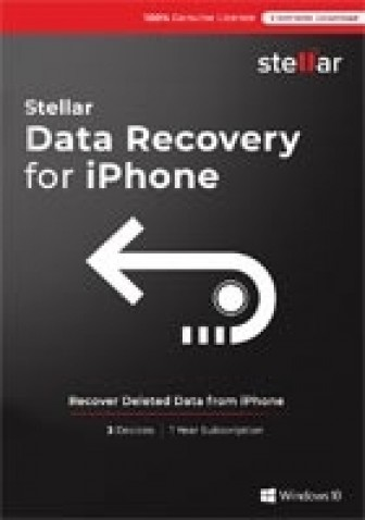 Stellar Data Recovery for iPhone Windows V5.0