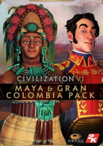 Sid Meier's Civilization® VI: Maya & Gran Colombia Pack (Mac - Linux)