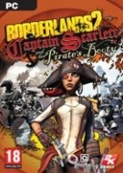 Borderlands 2 DLC – Captain Scarlett and her Pirate's Booty