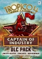 Tropico 4: Il pack DLC Captain of Industry (Mac)