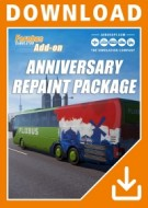 Fernbus Coach Simulator - Anniversary Repaint Package Add-on
