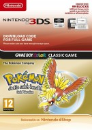 Pokemon Gold Version - eShop Code