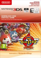 Yokai Watch Blasters: Red Cat Corps - eShop Code