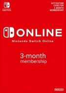 Nintendo Switch Online 3 Months Individual Membership (90 Days)