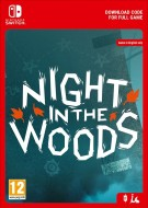 Night in the Woods - eShop Code