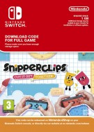 Snipperclips: Cut it out - together - eShop Code