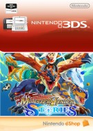 Monster Hunter Stories - eShop Code