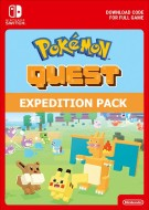 Pokemon Quest: Expedition Pack - Switch eShop Code