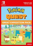 Pokemon Quest: Great Expedition Pack - Switch eShop Code