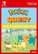 Pokemon Quest: Triple Expedition Pack - Switch eShop Code