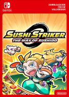 Sushi Striker: The Way of Sushido - Switch eShop Code