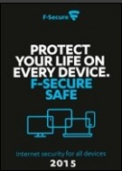 F-Secure Safe - 3 User - 1 Year