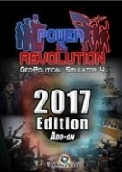 2017 Edition add-on - Power & Revolution: Geo-Political Simulator 4