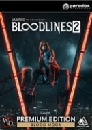 Vampire The Masquerade - Bloodlines 2 Blood Moon Edition