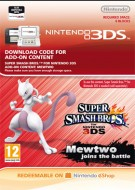 Super Smash Bros. for 3DS - Mewtwo - eShop Code