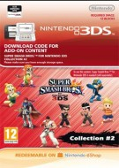 Super Smash Bros. for 3ds - Collezione 2 - eShop Code