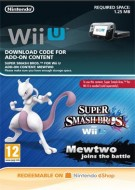 Super Smash Bros. for Wii U - Mewtwo - eShop Code